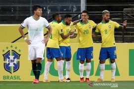 Jelang kualifikasi Piala Dunia, masalah cedera pemain menimpa Brazil