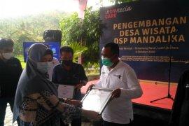 Senaru dan Kerujuk rujukan Pengembangan DSP Mandalika di KLU
