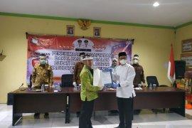 KPU Bangka Tengah terima berkas calon pengganti di Pilkada 2020