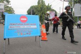 Kota Cirebon rekayasa buka tutup sembilan titik jalan raya