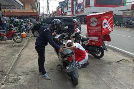 Honda care permudah konsumen service di mana saja