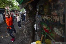 Kasus aktif harian COVID-19 di Jakarta melambat