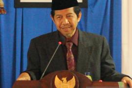 Prof Dr Akhmad Fauzi Aseri berharap selalu menjadi agen kebaikan
