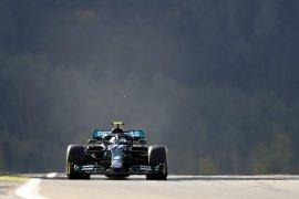 Bottas puncaki FP3 GP Eifel Leclerc P3