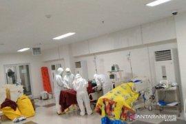 1.401 orang pasien COVID-19 masih di rawat di RSD Wisma Atlet