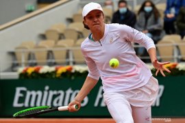 "Petenis muda Polandia  Swiatek tetap anggap dirinya ""underdog"" setelah juarai French Open"