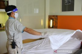 Menparekraf: Ribuan kamar hotel disiapkan untuk pasien COVID-19