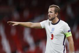 Kapten timnas Inggris Harry Kane terancam absen bela Inggris lawan Belgia karena cedera