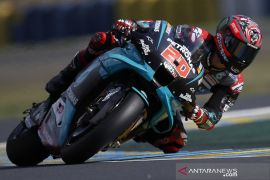 Fabio Quartararo rebut 'pole position' GP Aragon