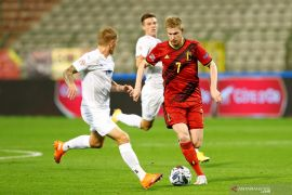 Tidak bugar, Kevin de Bruyne mundur dari timnas Belgia