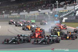 Formula 1: Statistik Grand Prix Portugal