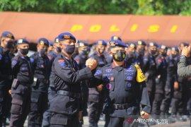 Kapolda : Dua SKK Brimob Polda Maluku BKO ke Jakarta