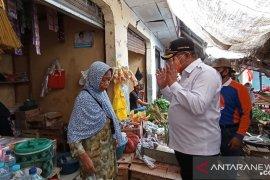 Disiplinkan masyarakat, Satgas Kabupaten Serang bagikan 50 ribu masker