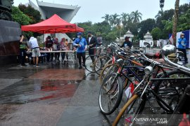 Rest area bagi pesepeda akhir pekan di Palembang Page 3 Small