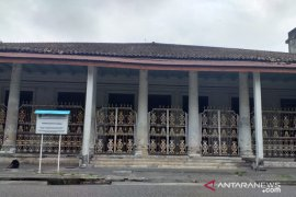Bangunan tua kota Tanjung Pandan dijadikan destinasi wisata