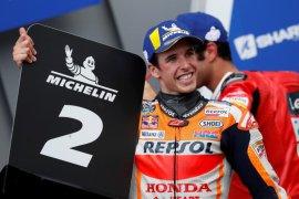 Alex Marquez percaya diri menuju Aragon setelah podium perdana