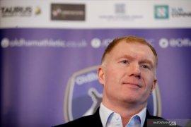Klub Salford City tunjuk Paul Scholes sebagai pelatih