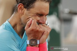 ATP Finals: Nadal satu grup dengan Thiem dan Tsitsipas
