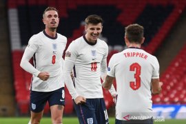 Inggris menang 2-1 atas Belgia