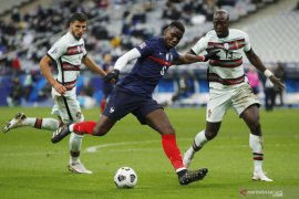 Prancis kontra Portugal hasilkan nirgol