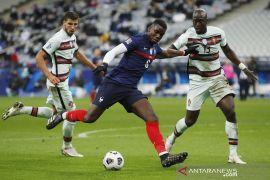 Pogba keluar dari Timnas Prancis karena komentar Presiden Macron? Ini faktanya