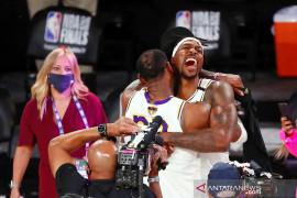 LeBron James banjir pujian saat Lakers juara NBA 2020
