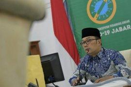 Ridwan Kamil: Hanya tiga daerah masuk zona merah COVID-19