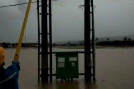 298 gardu PLN terendam banjir Pameungpeuk Garut