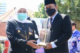 Kelurahan Sukoharjo Kota Probolinggo juarai lomba kampung tangguh