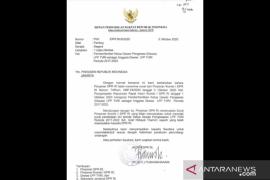 Ketua DPR kirim surat ke Presiden untuk pemberhentian Ketua Dewas TVRI