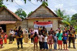 Polres Bangka Barat pantau rencana lokasi TPS Pilkada 2020 2020