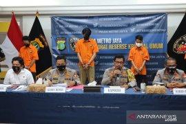 Polisi tetapkan 10 tersangka perusakan kantor Kementerian ESDM