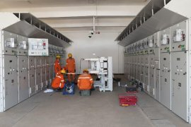 PLN Jatim operasikan gardu induk baru di Nganjuk
