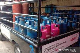 Permintaan gas elpiji di kota Ambon turun