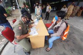 Satpol PP Banjarmasin tiga kali sehari operasi masker di jalan