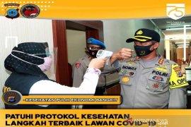 """Personel Polresta Banjarmasin wajib terapkan """"3M"""""""