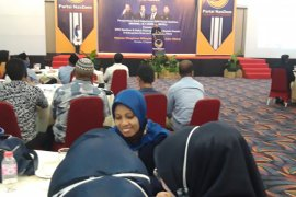 Rakerwil Garda Pemuda Nasdem bahas dinamika Pilkada 2020 di Malut
