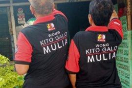 """""""Wong Kito Galo"""", Komunitas Palembang serempak deklarasi dukung Mumu-Lian"""