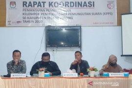 KPU Rejang Lebong jaring 4.032 petugas KPPS
