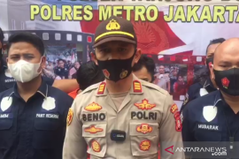 Penjahit curi motor karena sepi pesanan di Jakarta Barat