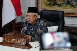 Wapres sebut Omnibus Law tingkatkan daya saing Indonesia di tingkat global