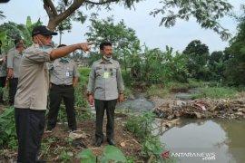 Mentan dan Pemkab Sukabumi berupaya atasi lahan pertanian yang puso