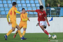 Timnas Indonesia targetkan masuk 8 besar Piala Dunia U-20