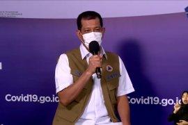 Doni Monardo: Tren kasus kematian dan kesembuhan COVID-19 membaik