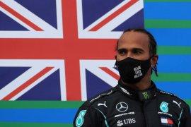 Hamilton tidak pernah membayangkan meraih kemenangan ke-91