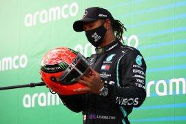 Statistik Hamilton vs Schumacher dalam balapan Formula 1