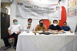 KPU Kota Depok tetapkan DPT berjumlah 1.229.362 pemilih