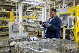 GM investasi 71 juta dolar memperkuat pabrik transmisi dan mesin