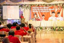 PDI Perjuangan latih tim kampanye pemenangan Eri-Armuji di Pilkada Surabaya