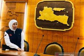 Gubernur Khofifah berpesan jaga protokol kesehatan pada tahapan kampanye